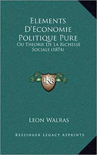 Le grand livre de Léon Walras