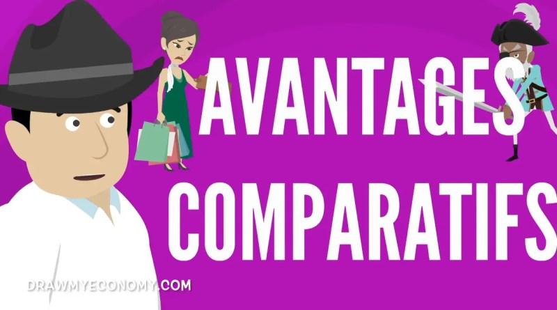 Théorie des avantages comparatifs