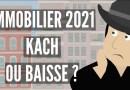 KRACH IMMOBILIER De 2021 Ou Simple Baisse ?