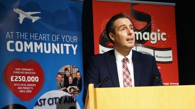 Paul Givan - Minister for Communities