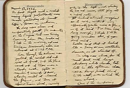 Forgotten Letter from Prague