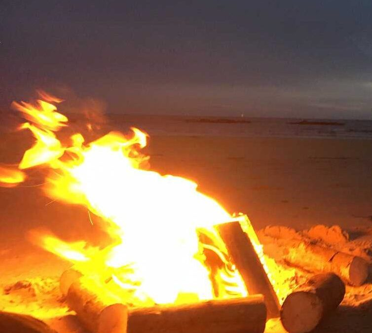 April Fire: New Moon In Aries today