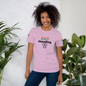 'OUTstanding' Short-Sleeve T-Shirt