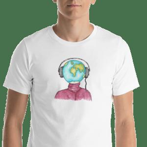 The Global Mind tee