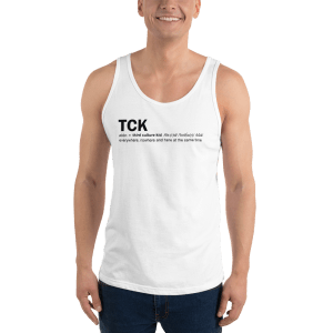 'Everywhere, nowhere and here at the same time' TCK Tank