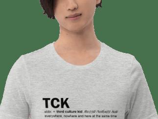 TCK tee unisex