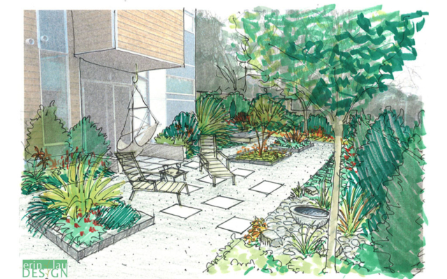 Small Garden Plans And Layouts