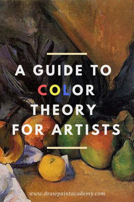A Guide To Color Theory