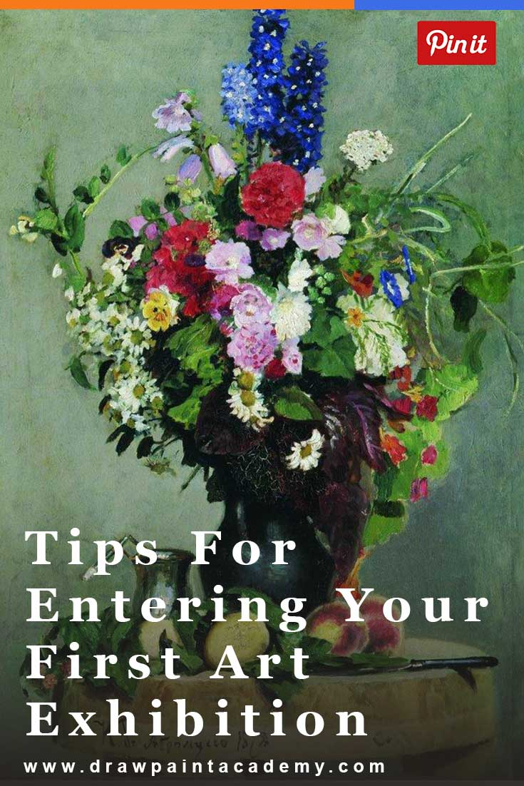 Tips For Entering Your Very First Art Exhibition.