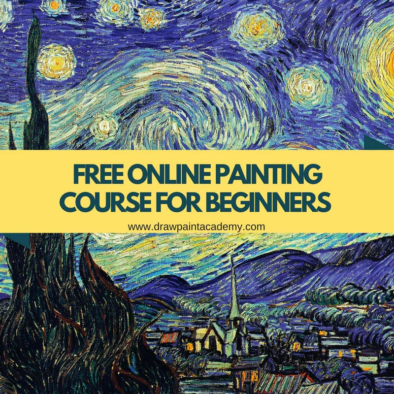 Free Painting Course