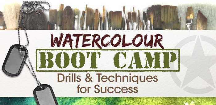 1. Watercolour Boot Camp - Drills & Techniques For Success