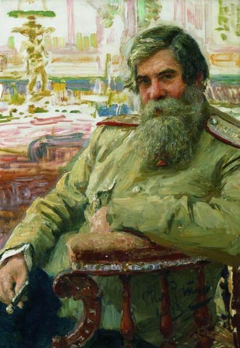 Ilya Repin, Portrait Of Vladimir Bekhterev, 1913