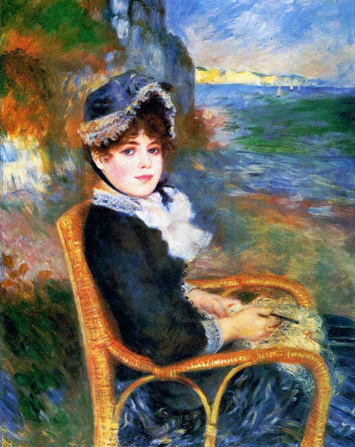 Inspirational Art Quotes By Pierre-Auguste Renoir