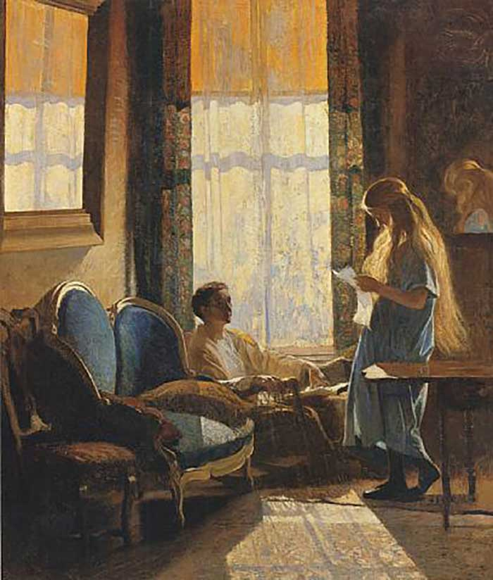 Daniel Garber, South Room-Green Street