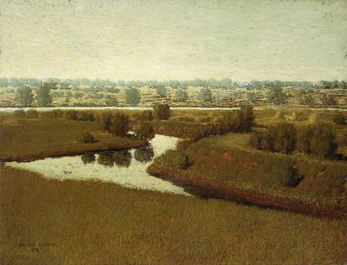Daniel Garber, Summer Afternoon, 1901