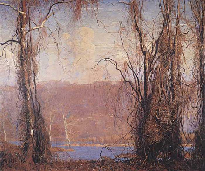 Daniel Garber, The Wilderness, 1912