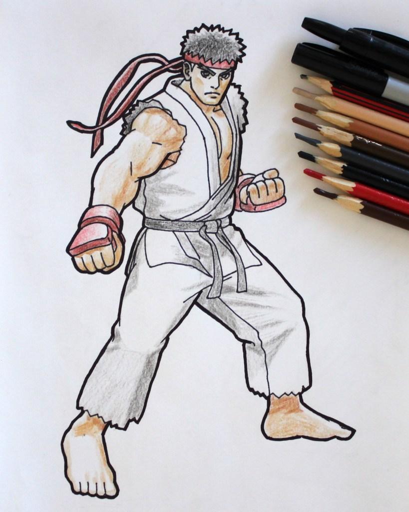 Ryu Drawing