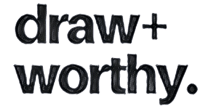 whiteboard animation video drawworthy logo