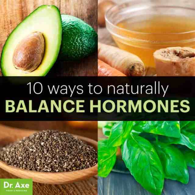 Image result for 10 Ways to Balance Hormones Naturally