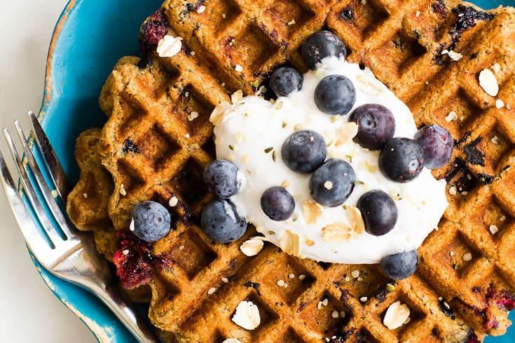 41 wild & healthy waffle recipes - Dr. Axe