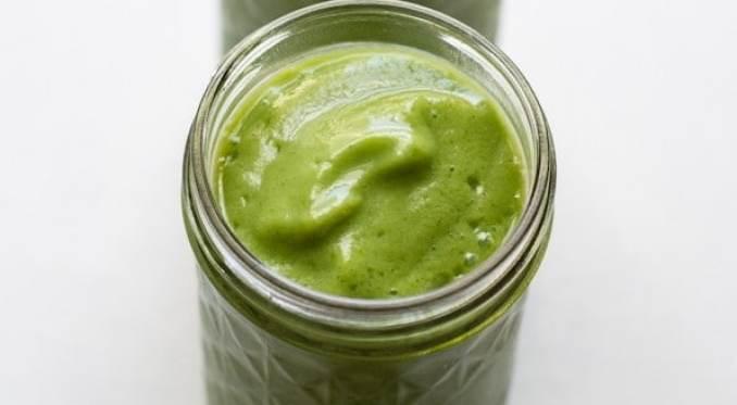 Super Green Kiwi Smoothie