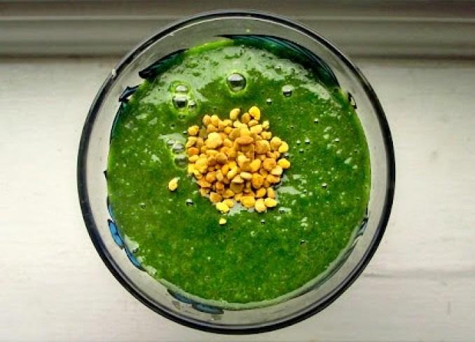 Tutti Frutti Green Smoothie