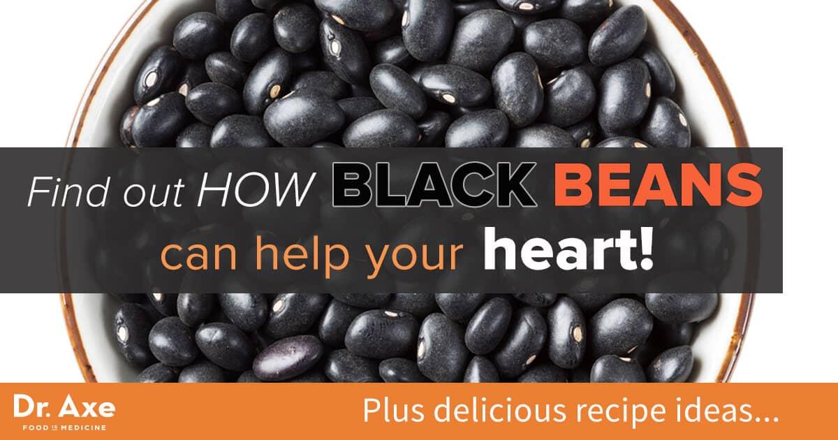 Black Beans Nutrition Health Benefits Amp Recipes