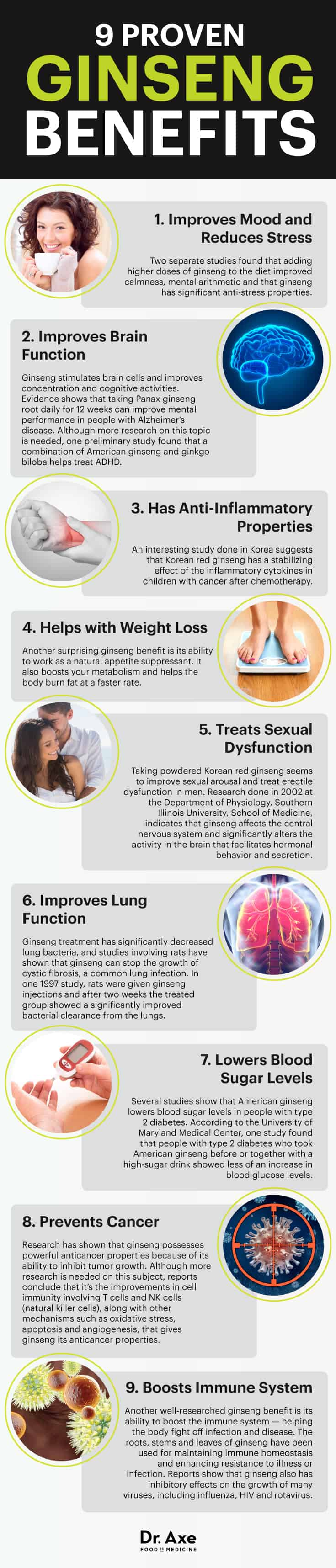 Image Result For What Is Ginseng Good For In The Body