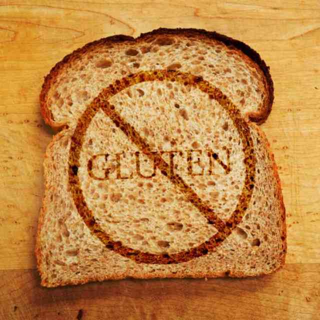 Foods that contain gluten