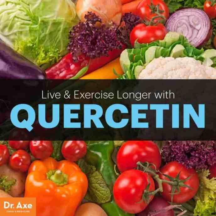 Quercetin - Dr. Ax