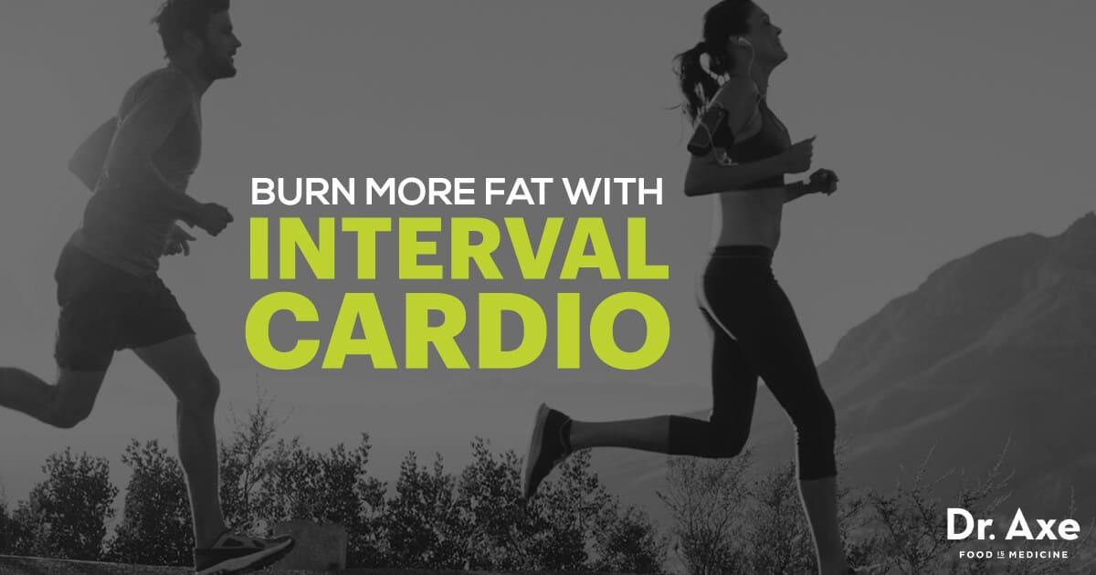Interval Cardio Workouts Beats Traditional Cardio Dr Axe
