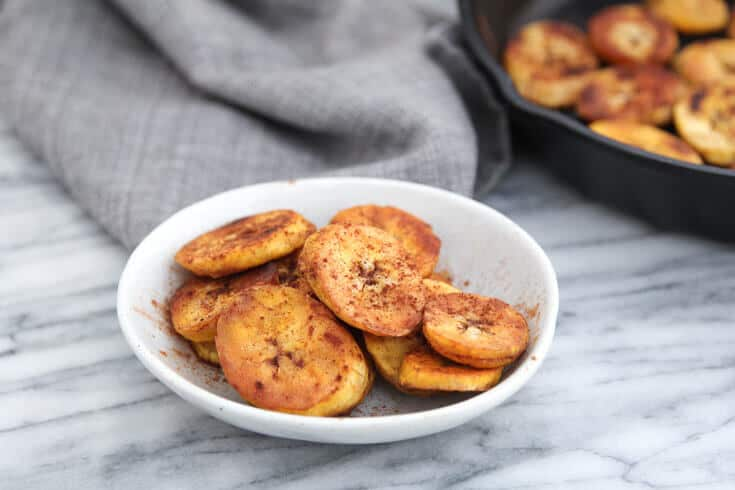 Fried plantains - Dr. Axe