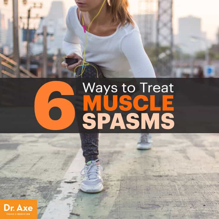 Muscle spasms - Dr. Axe