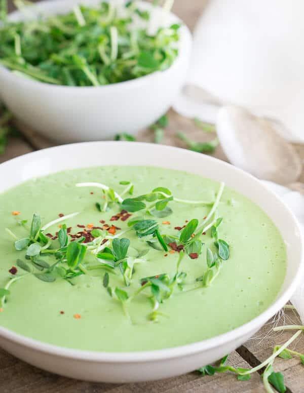 Thai Pea Soup