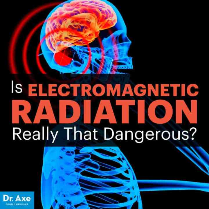 electromagnetic radiation - dr. axe