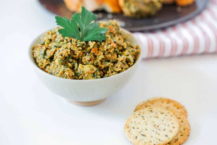 Olive tapenade recipe - Dr. Axe