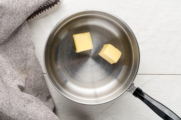 Hollandaise sauce recipe step 1 - Dr. Axe