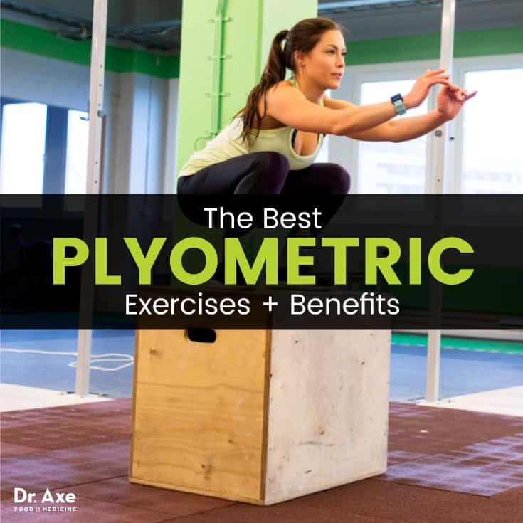 Plyometric exercises - Dr. Axe