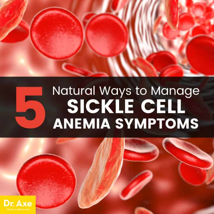 Sickle cell anemia - Dr. Axe