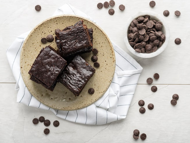 Zucchini brownies recipe - Dr. Axe