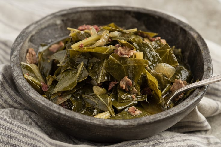 Collard greens recipe - Dr. Axe