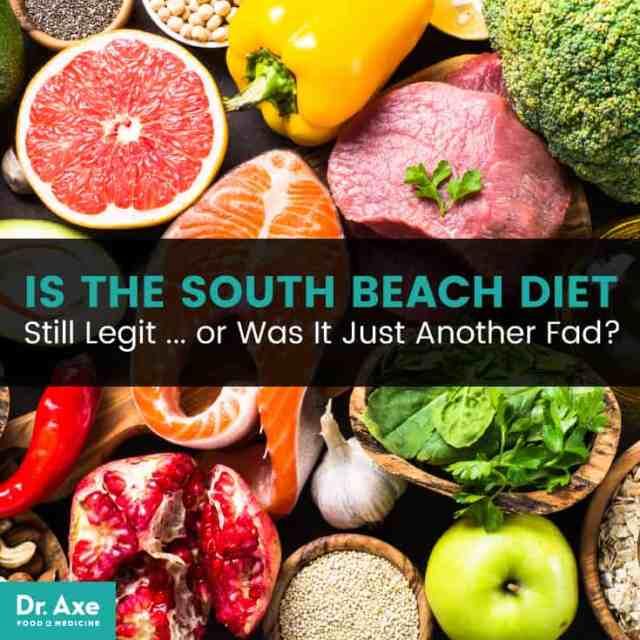 South Beach Diet - Dr. Axe