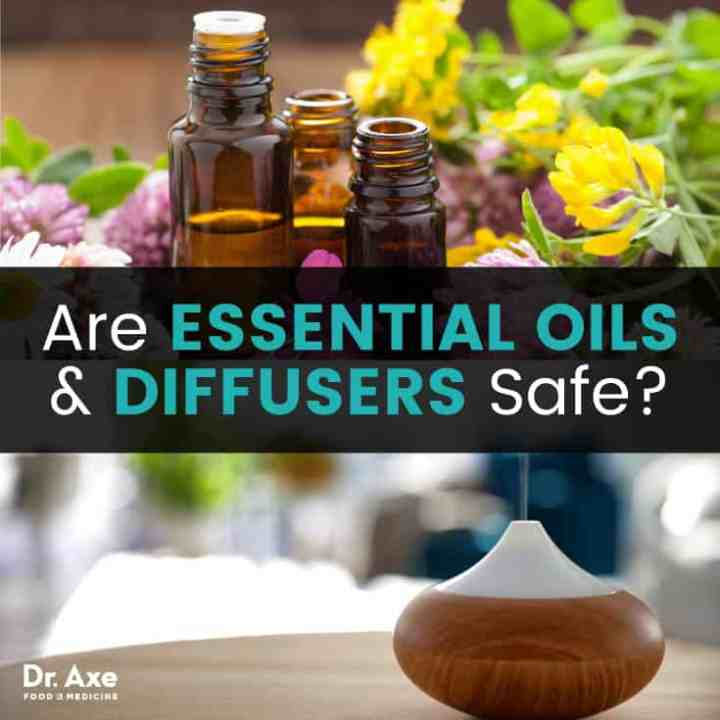 Essential oils safety - Dr. Axe