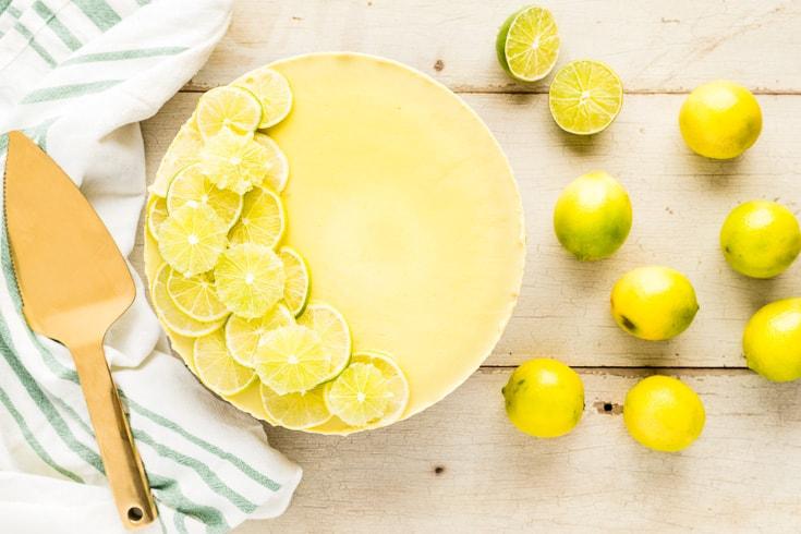 Key lime pie recipe - Dr. Axe