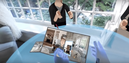 social vr means showing off wealth via selfies