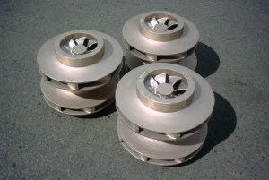 Large GM Impellers