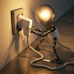 Light Bulb image symbolizing values