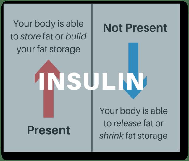 secret to weight loss - insulin (2)