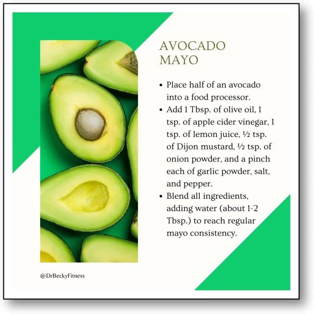 avocado mayo