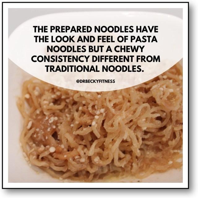 How do Shirataki Noodles Taste?